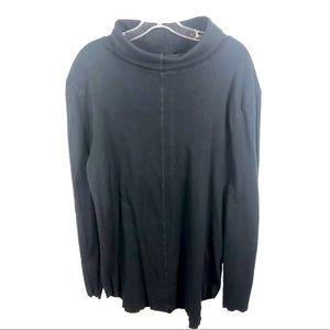 Daniel Patrick Turtleneck Sweatshirt Oversize XS